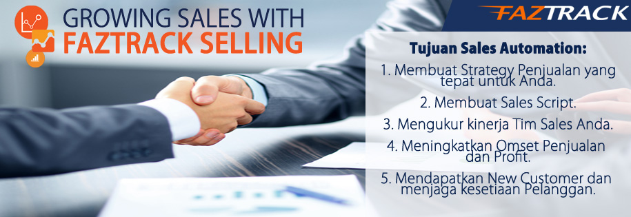 training sales