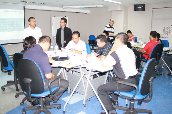 Metode Training Sales Indonesia
